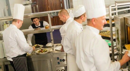 Chef De Partie Kitchen Positions