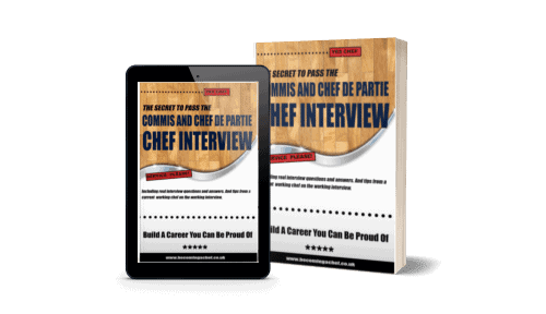 Chef Interview Shop