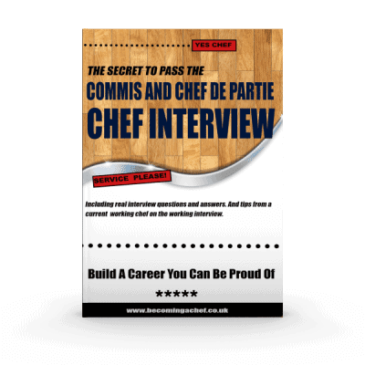 Commis Chef Interview